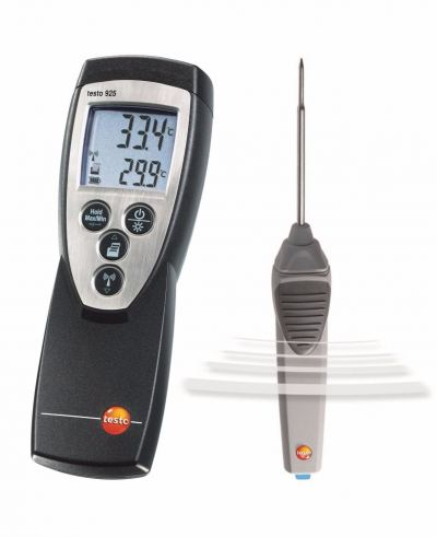 Testo 925 Temperature Measuring Instrument