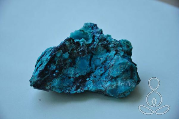 Chrysocolla Cluster 3'' Angel Connection Crystal Gem