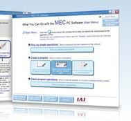 MEC PC Software Download