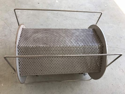 Rotary Cleaning Basket