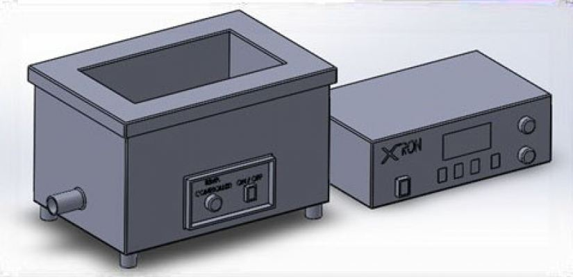 Single Tank Ultrasonic Cleaner