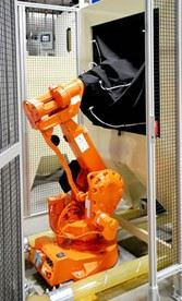 Robotic Blasting Systems
