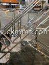 Movable Stainless Steel Staircase Stainless Steel Products