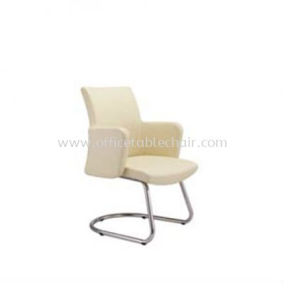 MORRIS EXECUTIVE VISITOR CHAIR WITH CHROME CANTILEVER BASE MR 513L