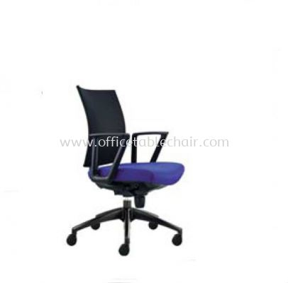 INCLUDE LOW BACK ERGONOMIC MESH CHAIR WITH NYLON BASE ID392F