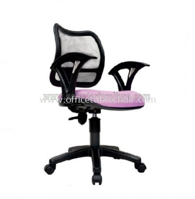 KASANO 4.2 LOW BACK MESH CHAIR WITH POLYPROPYLENE BASE ACL 544(B)