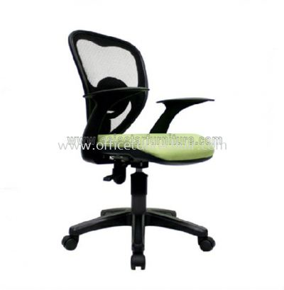 KASANO 4.3 LOW BACK MESH CHAIR C/W POLYPROPYLENE BASE ACL 566(C)