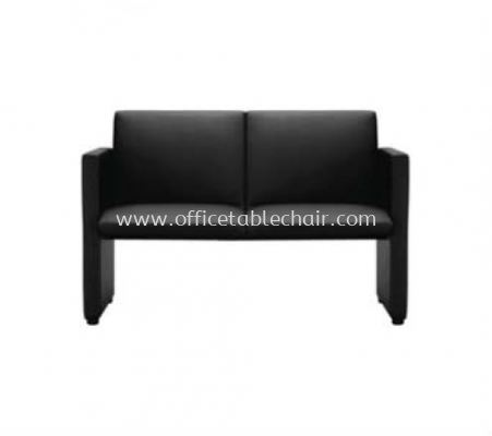 TWO SEATER LINK CHAIR C/W BACKREST LC-DY2