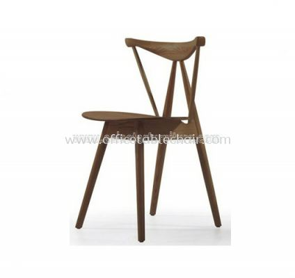 AS HH 768 WOODEN CHAIR