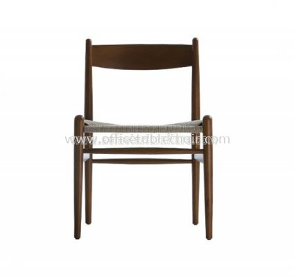 AS HH 750A WOODEN CHAIR