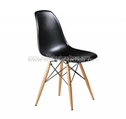 AS HH231A PP CHAIR WITH WOODEN  FRAME