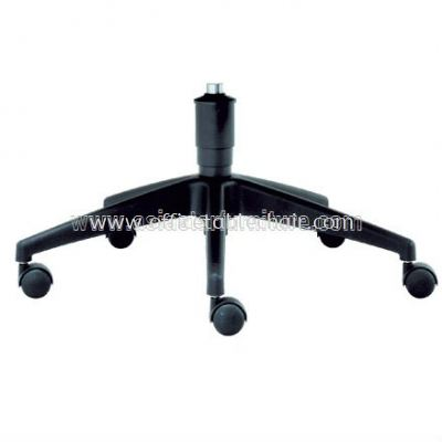 CLEAVE THE ROCKET NYLON BASE ENHANCE STABILITY OF THE CHAIR