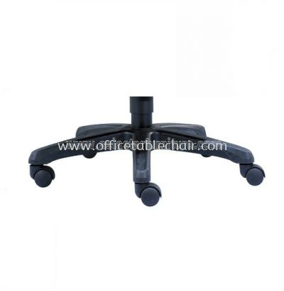 DERIT SPECIFICATION - THE PP NYLON BASE ENCHANCE STABILITY OF THE CHAIR