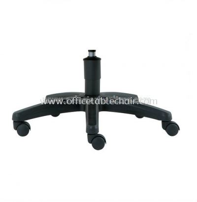 MUSS SPECIFICATION - THE PP NYLON BASE ENCHANCE STABILITY OF THE CHAIR