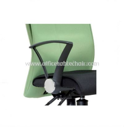 RISE SPECIFICATION - FASIONABLE PP ARMREST PORVIDE FIRM ARM SUPPORT AND COMFORT