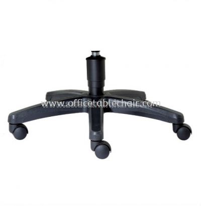 DISS SPECIFICATION - THE PP NYLON BASE ENCHANCE STABILITY OF THE CHAIR