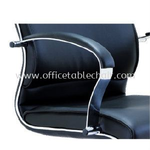 CONTI SPECIFICATION - FASHIONABLE ARMREST WITH PADDLE UPHOLSTERY ENSURING ARM SUPPORT COMFORT
