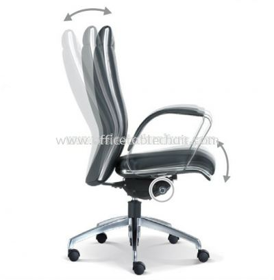 SUPERIOR SPECIFICATION - AESTHETICS, ERGONOMICS AND FUNCTION PROVIDE A MAXIMUM PERFORMANCE AND COMFORT IN EVERY SEATING POSITION