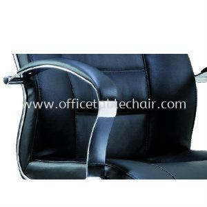 CITRUS SPECIFICATION - THE HANDSOMELY CURVED ARMREST WITH PADDLE ENSURING ARM SUPPORT COMFORT