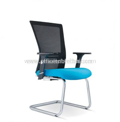TALENT VISITOR MESH CHAIR WITH CHROME CANTILEVER BASE ASE 2653
