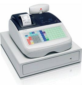 Olivetti Cash Register Machine (ECR-6920F)