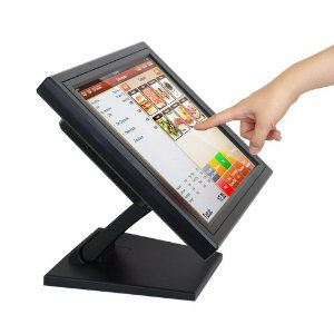LCD Touch Screen Monitor (Sure Touch 17 Inch)