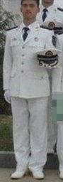 Cruise Captain Uniform
