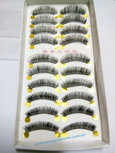 Stud Clear eyelashes - 901