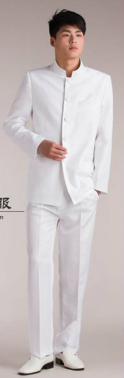 [Chinese] Chinese Tunic Suit