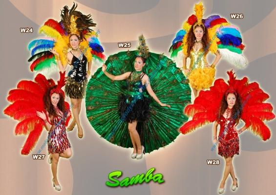 Samba - W24-W28