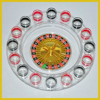 Drinking Roulette Set - 2005 1501 01