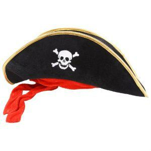 Pirate Hat - 1209