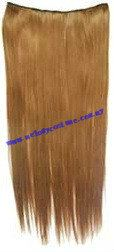 Straight Hair Bronze Hair Extension - 1021