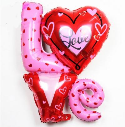 Foil 91*81 Big Love