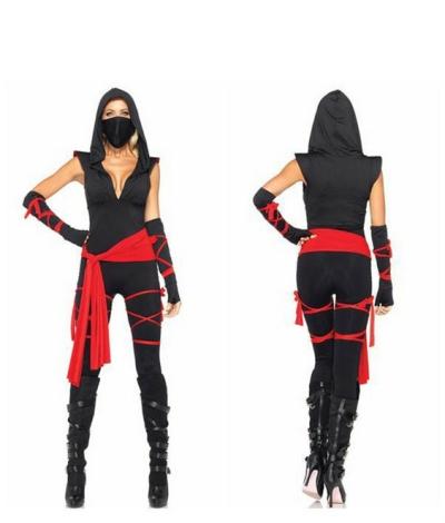 Female Ninja 09 (1008 0302 01)