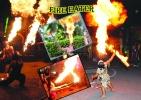 Fire Eater Fire Eater & Mimmer Event Management