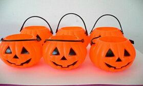 Halloween Pumpkin Small 6s - 7014 0602 01
