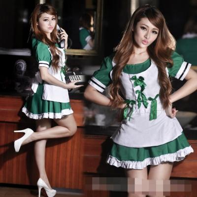 Barmaid Green - L size 1021 2401 01