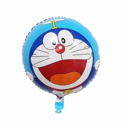 Foil 18'' Doraemon helicopter