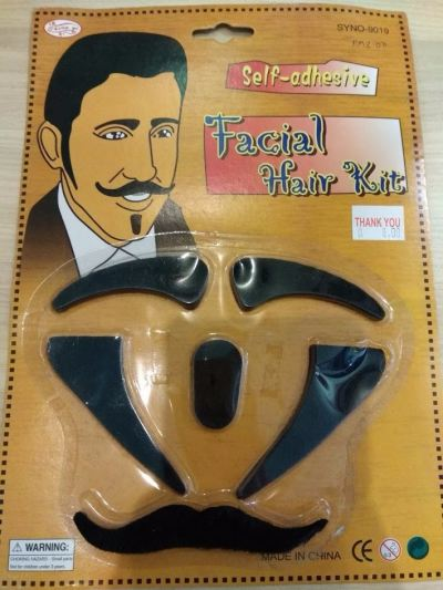 Facial Hair Kit