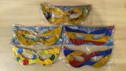 Party Paper Mask - 12pcs Accessories  Party Items Party Supplies