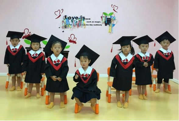 Graduation Gown Kids