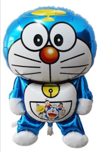 Foil 105*66 Doraemon