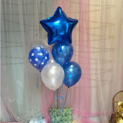 Helium gas balloons packages
