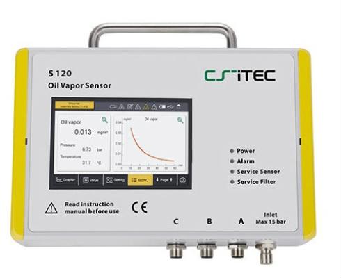 Residual Oil Sensor
