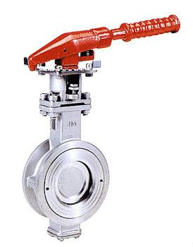 AUTOMA Butterfly Valve (High Performance)