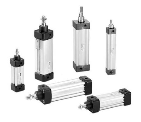 Parker #P1D ISO Profile Cylinder