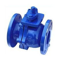 AUTOMA BALL VALVE BODY: CAST IRON ANSI-150 JIS-10K