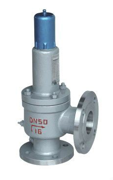 AUTOMA C/Steel Safety Valve