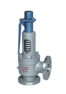 AUTOMA C/Steel Safety Valve with Lever